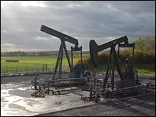 Keddington oil field, Lincs
