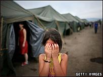 Refugiados georgianos
