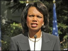 Condoleezza Rice, file pic from August 2008