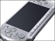 Silver PSP, Sony