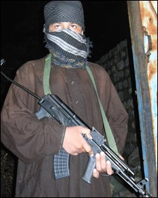 Militant in Pakistan