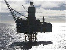 Kvitebjørn oil platform