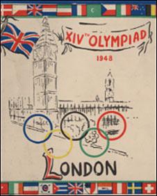 London 1948 ad