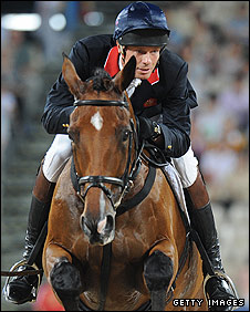 William Fox-Pitt won a bronze medal in China