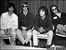 The Doors in 1968