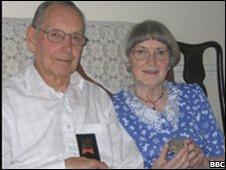 John and Dorothy Parlett