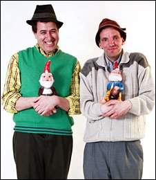 Otto Kuhnle and Henning Wehn