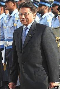 Former President Pervez Musharraf