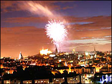 Bank of Scotland Fireworks Concert (Pic: Scott Keir)