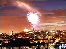 Bank of Scotland Fireworks Concert (Pic: Scott Keir)