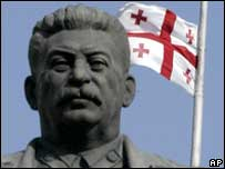 statue of Stalin