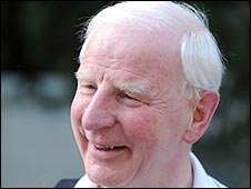 Olympic Council of Ireland president Pat Hickey