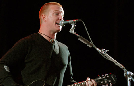 Bbc newsbeat entertainment reading festival first for Queens of the stone age tattoo