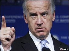 Senator Joe Biden (file image)