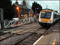 Tren en Europa (Foto: Archivo)
