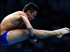 Gb diver Tom Daley