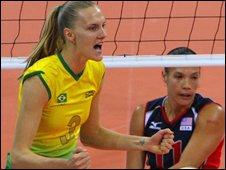 Brazil v US