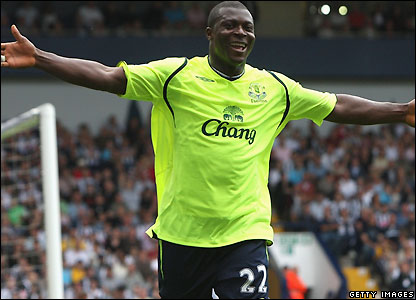Yakubu wins it for Everton