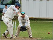 Cricket: Guernsey v Jersey