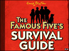 The Famous Five's Survival Guide book cover