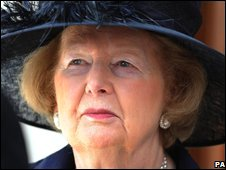 Baroness Thatcher