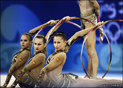 Russian gymnasts