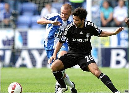 Lee Cattermole, Wigan Athletic; Deco, Chelsea