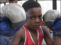 Atleta cubano. Foto: Raquel P�rez.