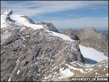 Schnidejoch glacier (University of Berne)