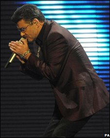 George Michael at Earls Court