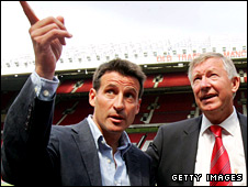 Lord Coe has held 2012 talks with Ferguson