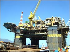 Petrobras 51 platform