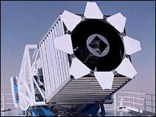 Sloan main telescope (SDSS)
