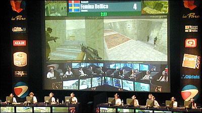 Imagen del Mundial de videojuegos de 2003