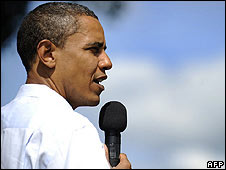 Barack Obama. File photo