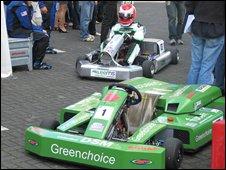 Formula Zero karts