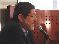 Sergio Gabrielli, presidente de Petrobras