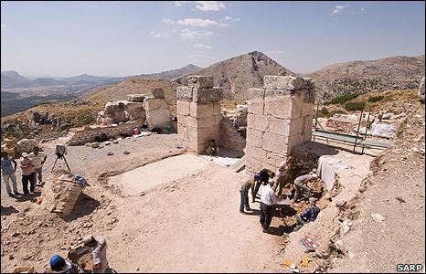 Excavations at Sagalassos (SARP)