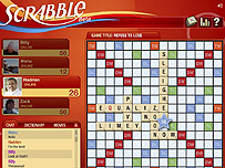 Official version of Scrabble online