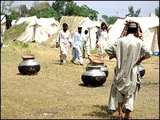 Nowshera camp