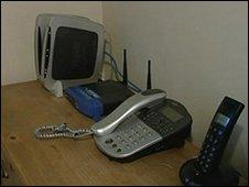 Mr Oliver's internet hub