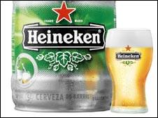 Heineken beer