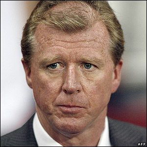 McClaren sees his side exit the Champions League