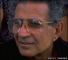 Abie Nathan, the maverick Israeli peace activist, 1991