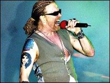 Guns N' Roses' Axl Rose