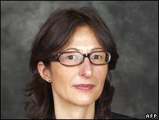 Former ICTY spokeswoman Florence Hartmann