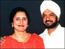 Surinder and Jaswant Basuta