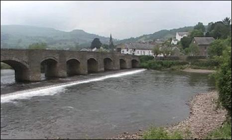 Powys scene