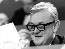 Quintin Hogg [Lord Hailsham] in 1967