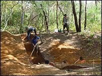 Поселения в амазонских джунглях